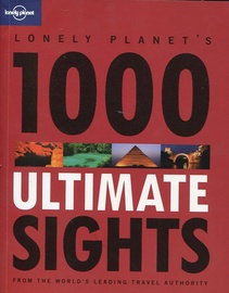 1000 Ultimate Sights - Lonely planet's (Nuevo)