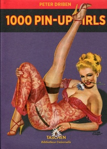 1000 pin up girls (Nuevo)