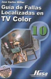 Guia de fallas localizadas en TV color 10 (Nuevo)