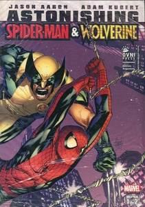 Astonishing Spiderman & Wolverine 01 (Nuevo)