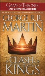 A Song of Ice and Fire 2: A Clash of Kings (Usado)