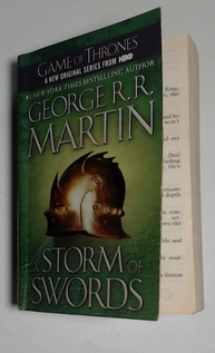 A Song of Ice and Fire 3: A Storm of Swords (Usado)