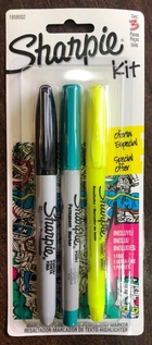 Sharpie KIT Surtido Fino - Ultra Fino - Pocket (Nuevo)