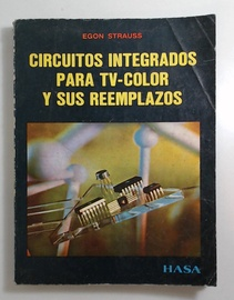 Circuitos Integrados Para Tv Color Tomo 1 (Usado)