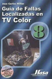 Guia de fallas localizadas en TV color 8 (Nuevo)