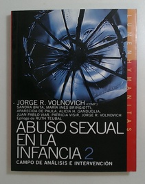 Abuso sexual en la infancia 2 (Usado)