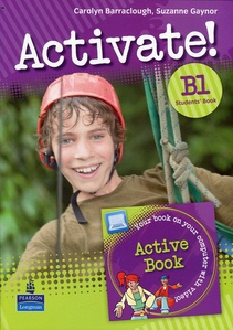 Activate B1 Students´ Book and Active Book Pack B1 (Nuevo)