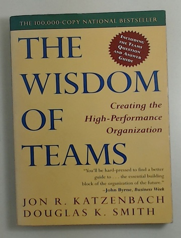 The wisdom of teams (Usado)
